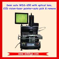 Buy cheap 110V automatic bga rework system WDS-650 for mobile phone solder and repair,new ccd camera bga rework station from wholesalers