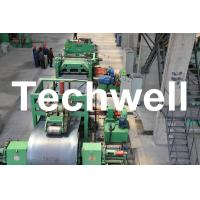 Buy cheap Metal Cutting / Steel Metal Cut To Length Machine Line With Uncoiler Leveling Cutting from wholesalers
