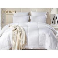 Buy cheap White Relax  Hotel Duvet Bedding100% Cotton 4pcs luxury duvet covers from wholesalers