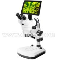 Buy cheap WF10X - 20mm Electron Digital LCD Microscope LED Illumination Microscope A36.0902 + A59.3503 from wholesalers