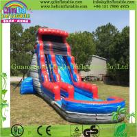 Inflatable Water Slide Port Macquarie: New Design Inflatable Long Slide/inflatable Outdoor Water