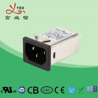 Buy cheap 1A-15A EMI Noise Filter For Health Care Equipment CE Certification from wholesalers