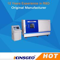 Buy cheap Crush / Needling Integrated Battery Testing Machine With Hydraulic System Drive from wholesalers