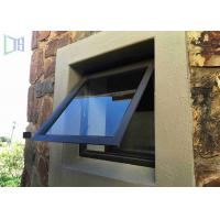 Buy cheap Customized Double Glazed Aluminum Awning Windows For Residential Building product