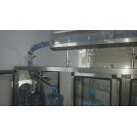 Buy cheap 3 / 5 Gallon Barrel Mineral water Plastic Bottle Filling Machine Rinser Filler Capper Machine from wholesalers