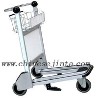 Buy cheap Airport baggage trolley from wholesalers