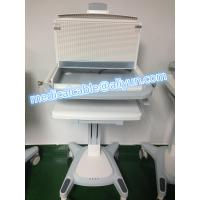 Buy cheap multifunction use with laptop/computer trolley for hospital from wholesalers