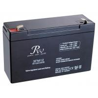 China 12 Months Small Deep Cycle Battery High Performance AGM Battery on sale