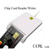 Buy cheap USB Smart EMV ATM Credit Chip Card Reader from wholesalers