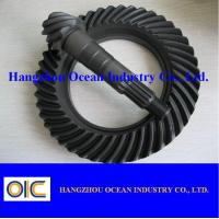 Buy cheap Forged Spiral Bevel Gear For Truck As Per OEM Code Or Drawing from wholesalers