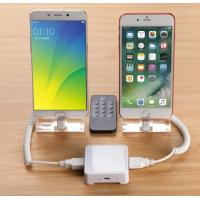 Buy cheap COMER anti-theft displaying system for android mobile phone alarm holder for desk display from wholesalers