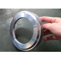 6061 Aluminum Block Anodized CNC Milling Machine Components / Industrial CNC Milling Products