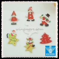 Buy cheap Wooden Crafts Fridge Magnets from wholesalers