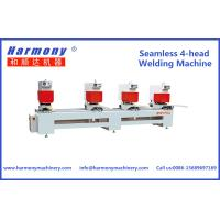 Buy cheap UPVC Profile Four Head Seamless Welding Machine from wholesalers