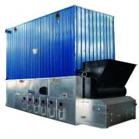 Buy cheap Coal Fired Vertical Thermal Oil Boiler For Industrial , Hot Oil And Coal Fuel product