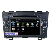 Buy cheap Honda CR-V 2007 - 2011 Honda Sat Nav DVD Automobile Stereo GPS Headunit from wholesalers