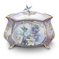 Buy cheap Lena Liu Precious Treasure Hummingbird Music Box from wholesalers