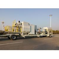 Buy cheap Easy Transport 20-80T/H Mobile Asphalt Drum Mix Plant with Factory Price product