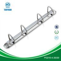 Buy cheap 210 mm metal binding clip, binder clip, ring file mechanism from wholesalers