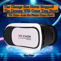 Buy cheap Hot Selling Virtual Reality VR Headset IMAX 3D Video Glasses Google Cardboard Plastic Version Manufacturer from wholesalers