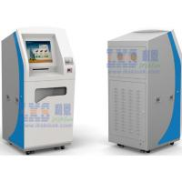 Buy cheap Prepaid Prepaid Card Kiosk Digital Coupon Printing Pamphlets Dispensing from wholesalers