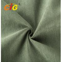 Buy cheap Polyester Soft Velvet Fabric For Sofa Decoration Width 145cm TC Backing Material product