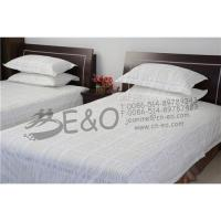 Buy cheap Cotton printing hotel bedding set from wholesalers