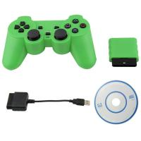 Buy cheap 3 in 1 Wireless For PS2/ PS3/PC Game Controller 2.4G Wireless For PS2/ PS3/PC Gamepad Dualshock from wholesalers