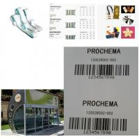 Buy cheap 250um water proof white synthetic PP paper matte surface for Label printing from wholesalers