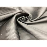 Customize Color Twill Lining Fabric High Toughness Anti - Wrinkle Anti - Pilling