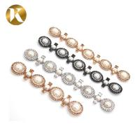 Buy cheap Jewelry Chain Buckle Diy Shoe Decorations Fashion Europe And America Style from wholesalers
