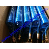 Buy cheap PU air brake coils for trucks and trailers from wholesalers