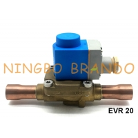 Buy cheap Danfoss Type 7/8 EVR 20 Series Air Conditioner Solenoid Valve 032F2243 from wholesalers