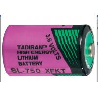 Buy cheap Tadiran Batteries SL-750/S AA Size  Lithium Battery Cell 3.6V from wholesalers