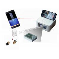 Buy cheap Electronic alarm clock camera for Poker Cheat device system/gambling from wholesalers