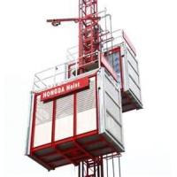 Buy cheap 200m Normal building construction passenger hoist elevator 8T  lifting equipment from wholesalers