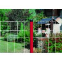 Buy cheap Age Resistance Garden Wire Mesh , Rot - Proof PVC Welded Wire Mesh from wholesalers