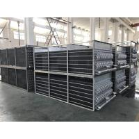 Buy cheap evaporator coil for IQF tunnel freezer stainless steel food grade from wholesalers