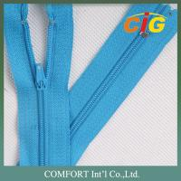 Buy cheap Bags / Garments Accessories No 5 Nylon Zipper in Pieces for Jacket / Trousers or in Long Chain product
