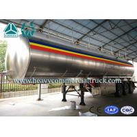 Buy cheap Light Weight Gasoline Fuel Tank semi trailer For Oil Transportation from wholesalers