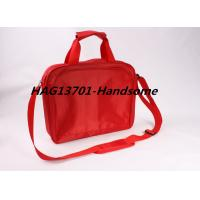 Buy cheap Red 420D polyester document briefcase bag for ladies and Men from wholesalers