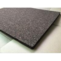 Buy cheap 23''x17'' Dark Cork Frameless Cork Board with Rounded Corners for Wall Mounting from wholesalers