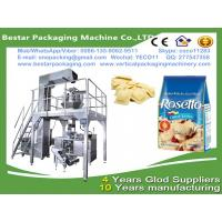 Buy cheap frozen ravioli packing machine with MultiHead Weigher Filling VFFS premade bag Machine from wholesalers