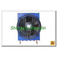 Buy cheap Hot Water Φ12.7mm Copper Tube Air Cooled Heat Exchangers Include Fan product
