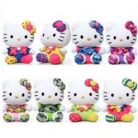 Buy cheap New Hello Kitty Disney Plush Toys With Foam Particle Material / Nanoparticles Plush Toys from wholesalers
