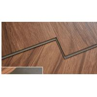 Buy cheap Waterproof and fireproof UV coating embossed PVC click lock vinyl flooring planks product