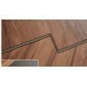 Buy cheap Waterproof and fireproof UV coating embossed PVC click lock vinyl flooring from wholesalers