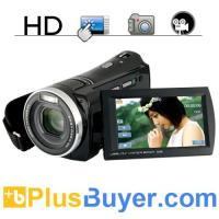 Buy cheap 1080P HD Digital Video Camcorder (Touchscreen, Motion Detection) from wholesalers