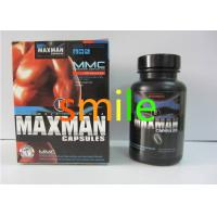 Buy cheap MAXMAN II Natural Male Enhancement Pills Safest Dick Enlargement For Increasing Sex Libido from wholesalers