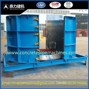 China concrete manhole mold machine on sale